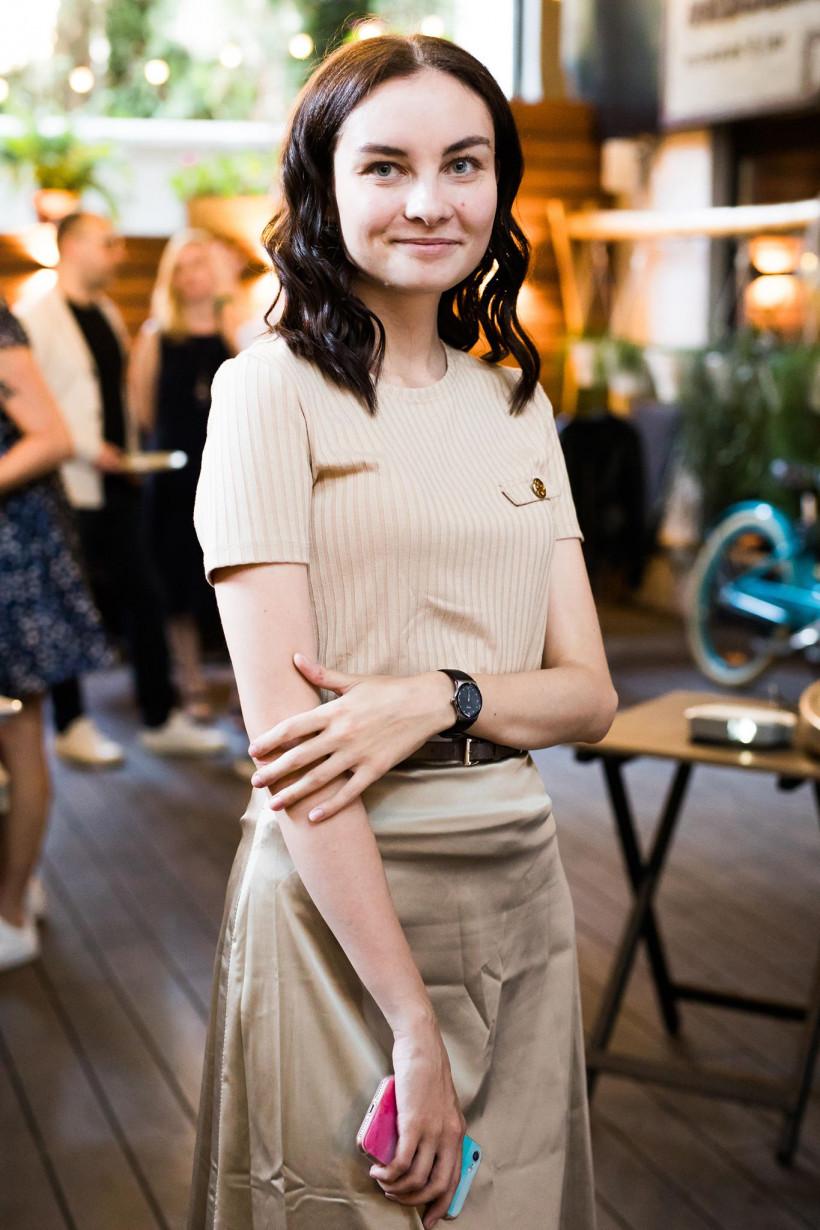 Дарья Чекалова, «експертка проекта # stop_sexтинг»,    Офис Уполномоченного Президента Украины по правам ребенка