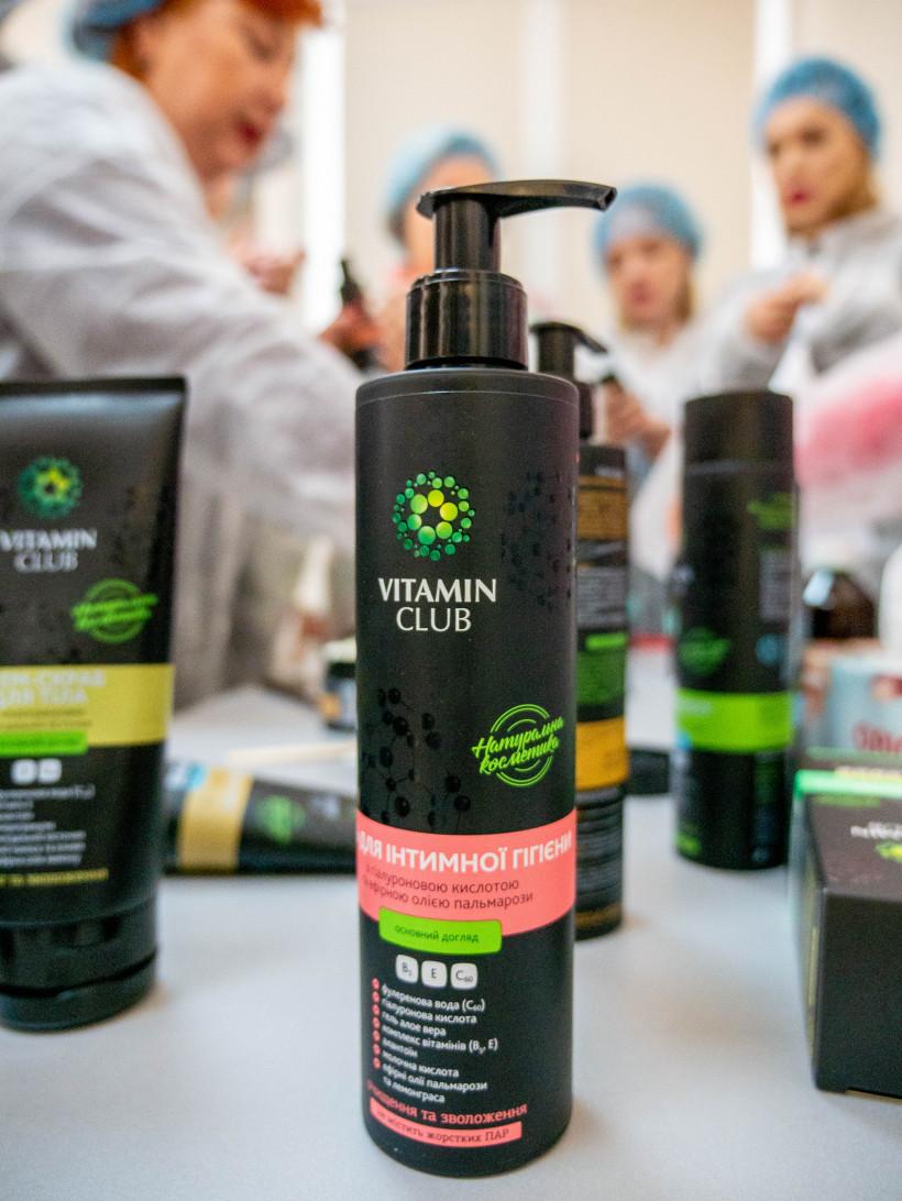 VitaminClub - натуральная косметика