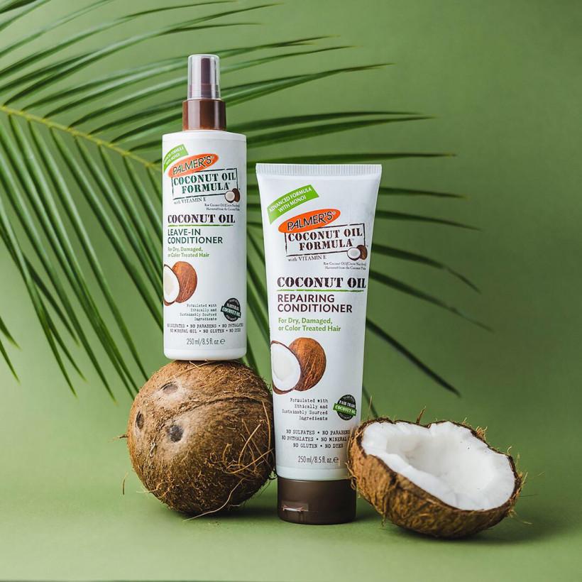 кондиционер с кокосовым маслом