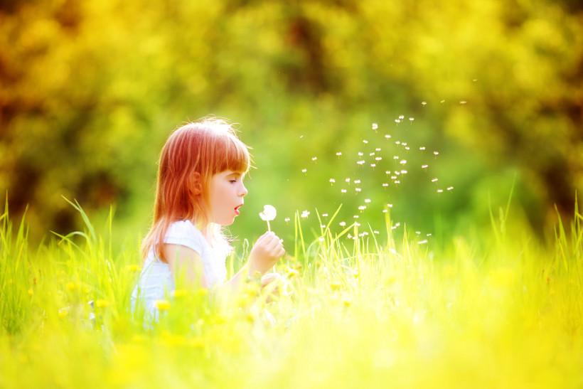 Сезонная аллергия у детей