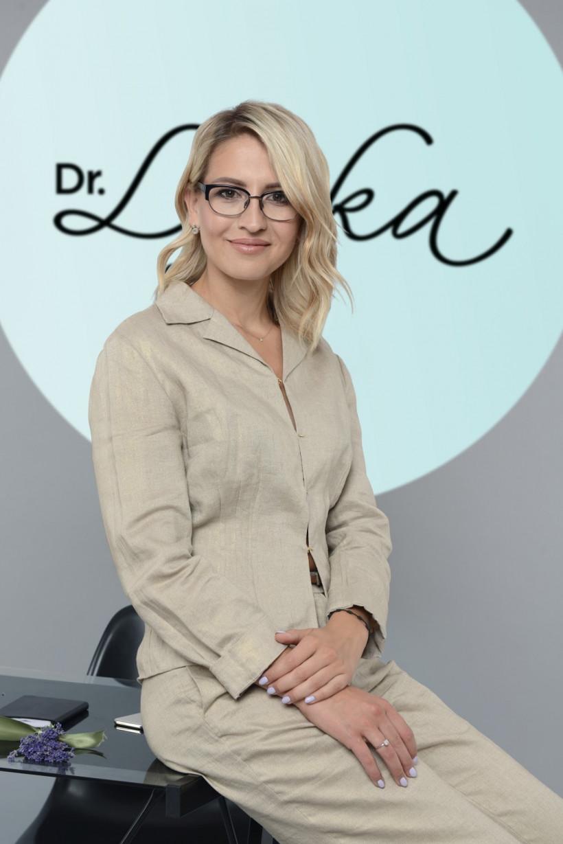 Виолетта Лийка, семейный врач, соучредительница сообщества украинских врачей-блогеров  #свійДОК @sviy.doc