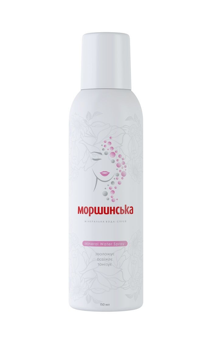 Минеральная вода-спрей «Моршинська» 150 ml