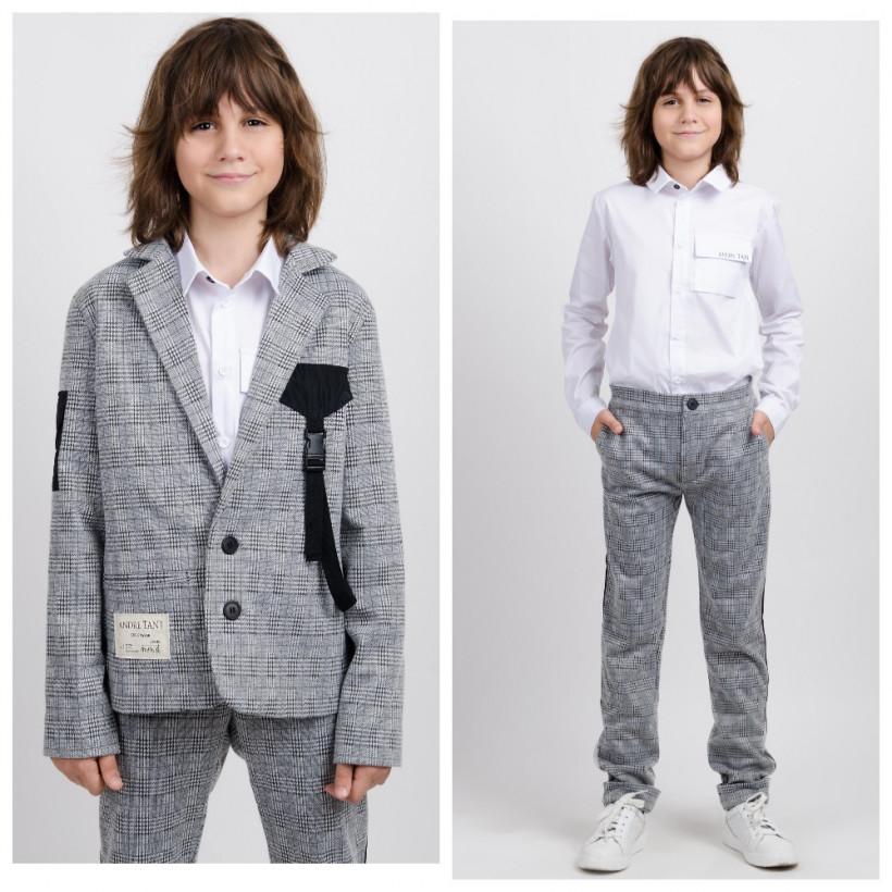 Школьная форма для мальчика Андре Тан