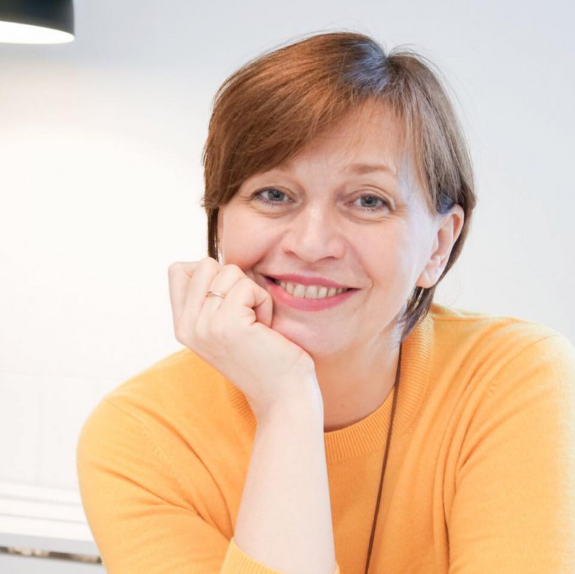 Психолог Оксана Зайкина