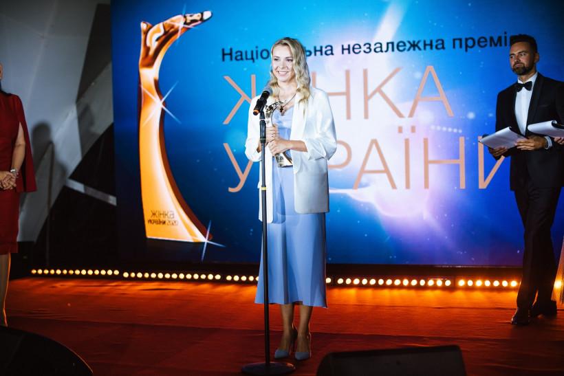Переможницею в даній номінації СОЦІАЛЬНИЙ ВНЕСОК стає МАРТА ЛЕВЧЕНКО