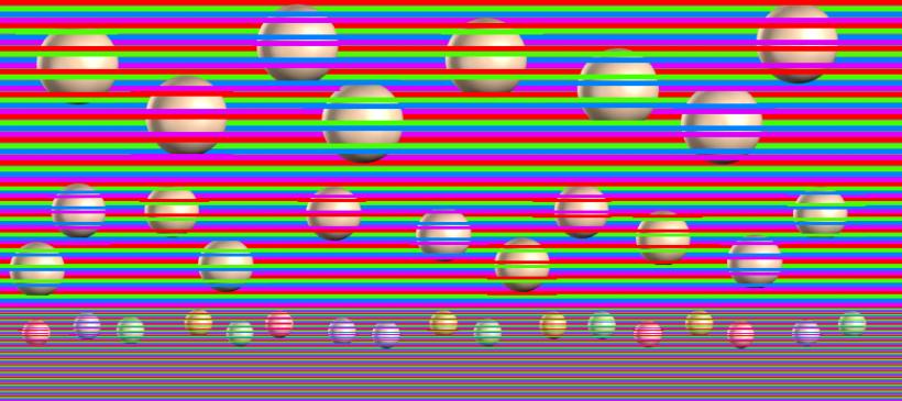 Увидеть оптическую иллюзию, которую создал для «Музея науки» популярный ученый Дэвид Новик