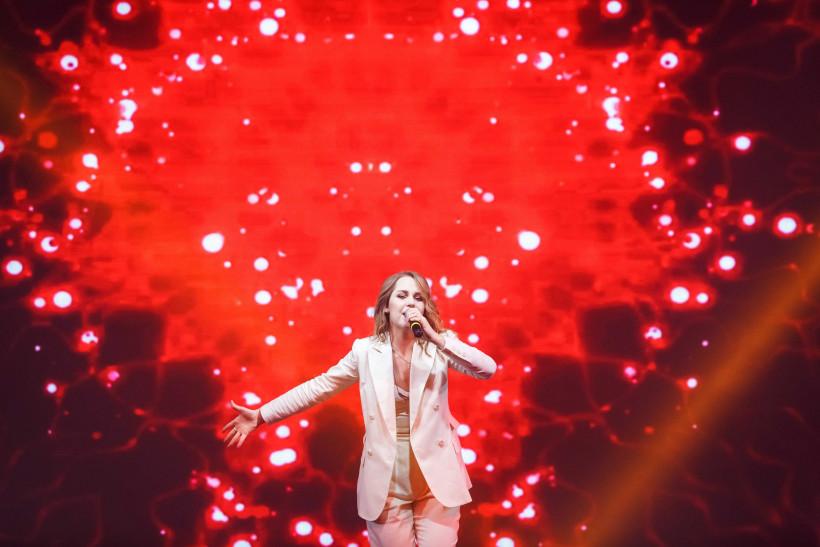 София Егорова - 20-летняя певица и актриса, гордость Украины