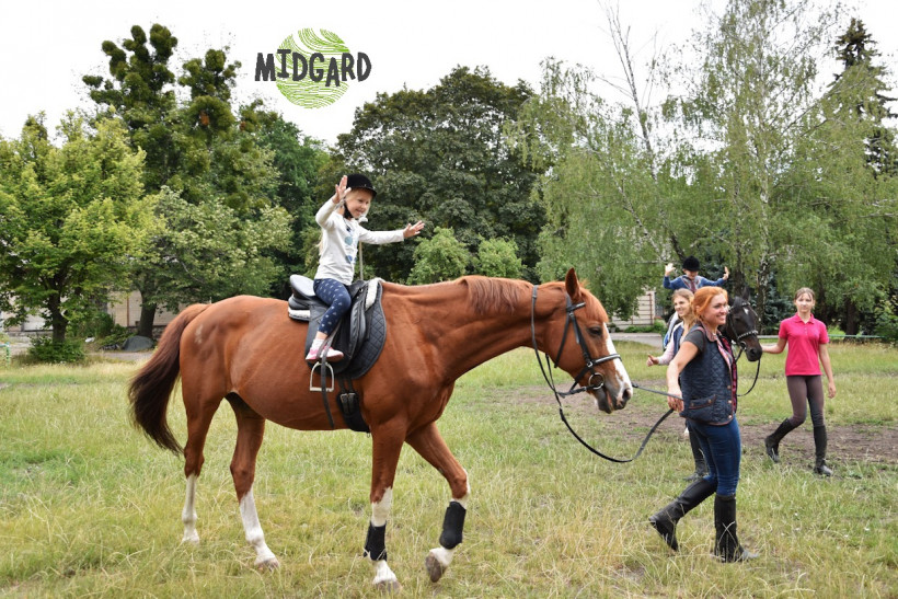 Midgard  конный клуб