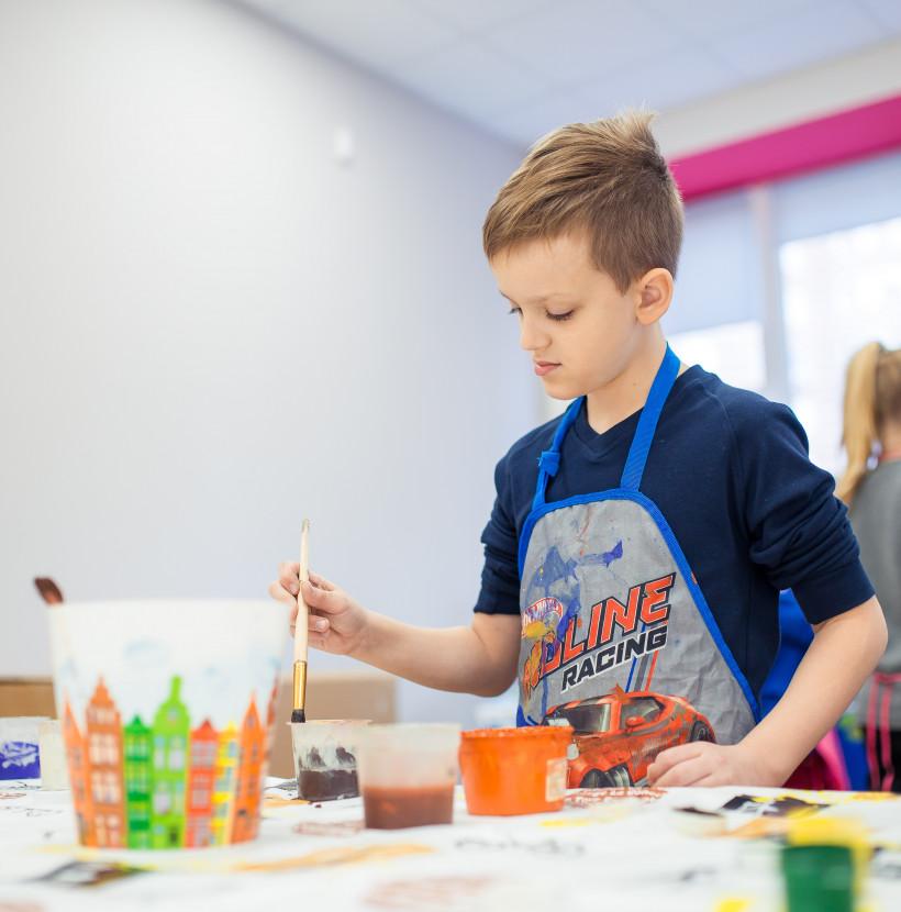 Креативне та критичне мислення через заняття у школі та вдома