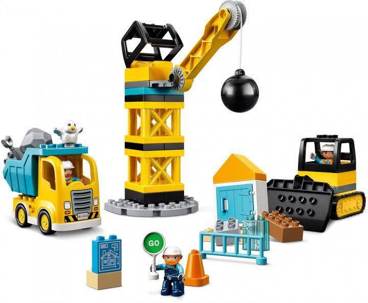 Набор для сноса дома   LEGOÒ DUPLOÒ