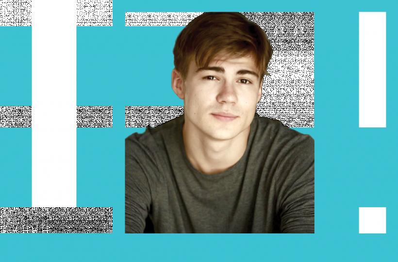 """Максим Самчик, актор, зірка серіалу """"Перші ластівки"""""""