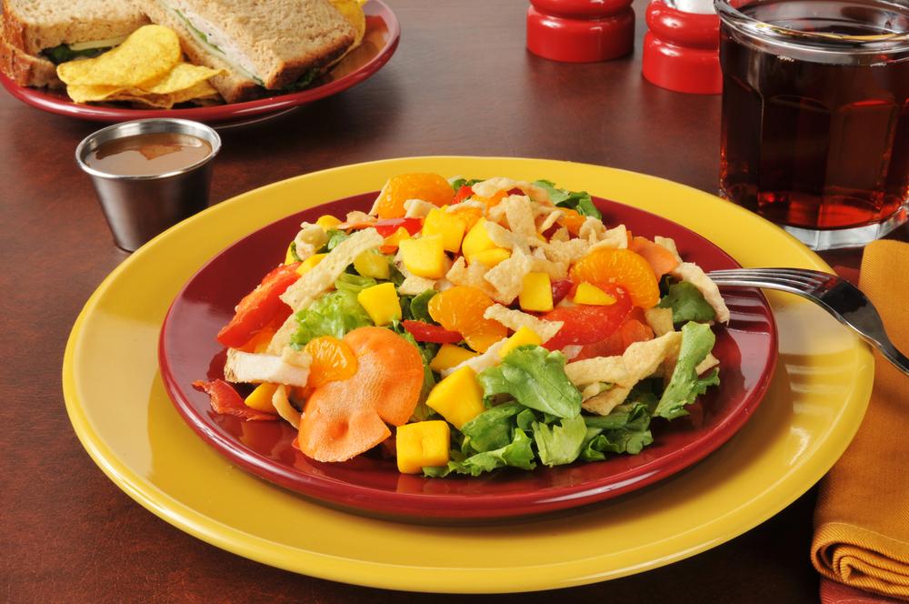 Тропічний салат