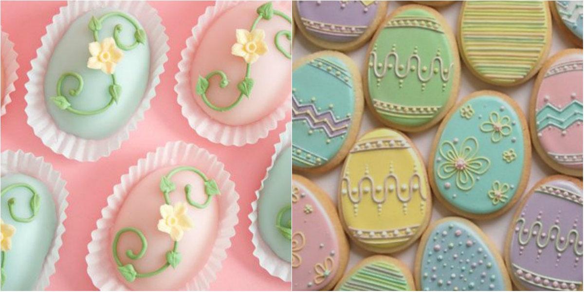 Печиво у вигляді яйця