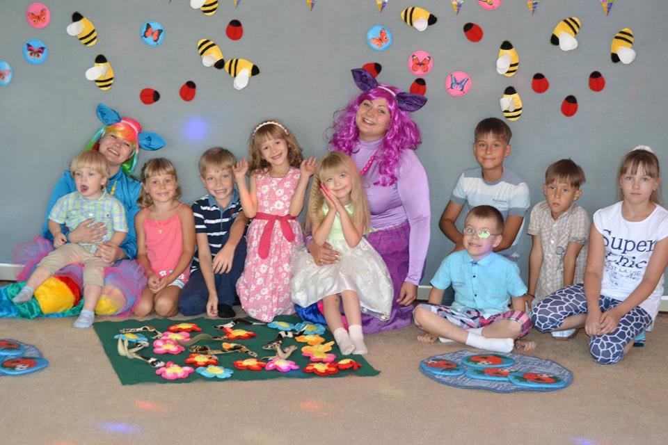 Kinder point - дитячий садок на Позняках