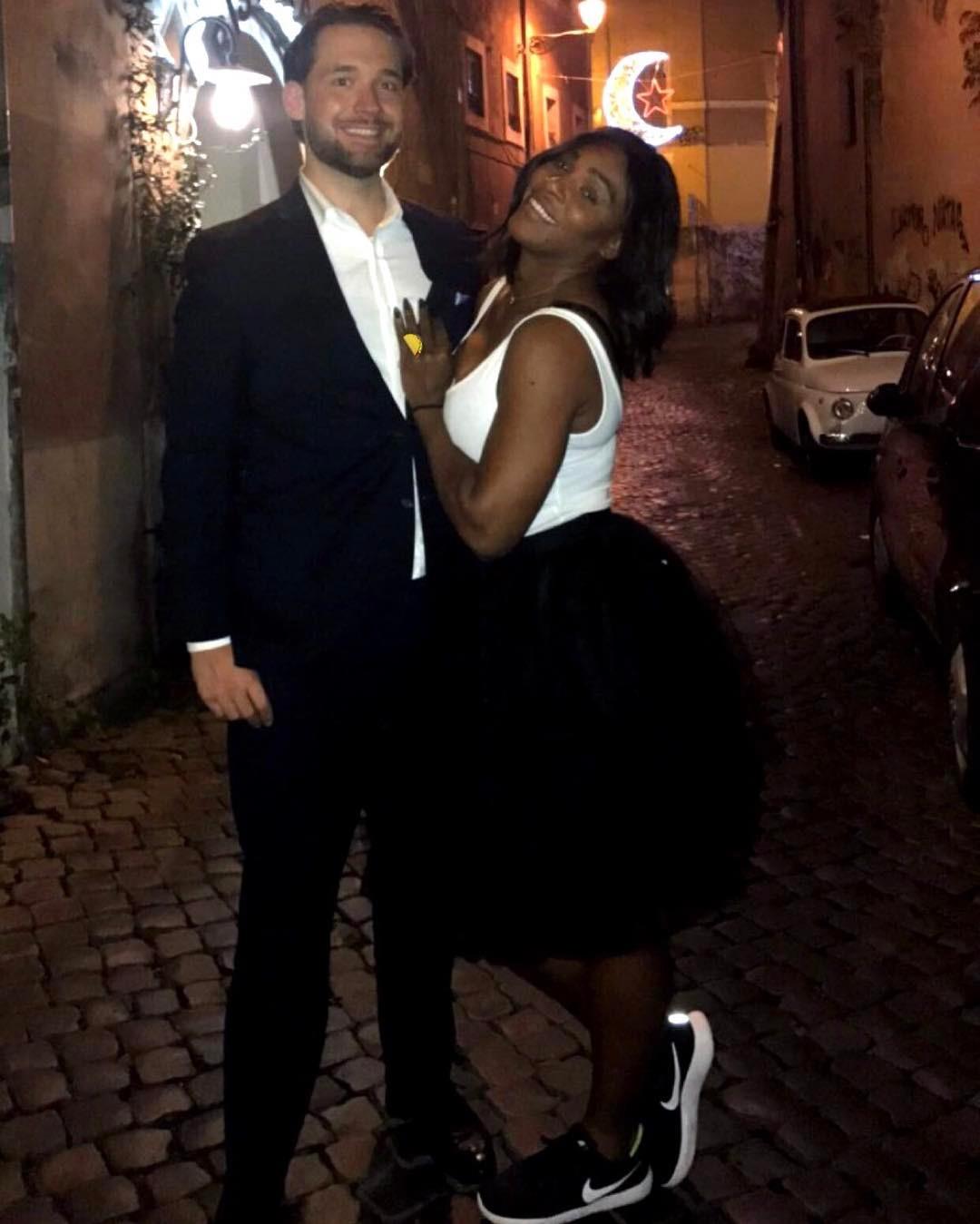 Серена і Алексис
