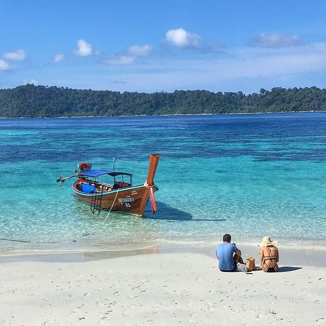 Пляжный отдых в таиланде