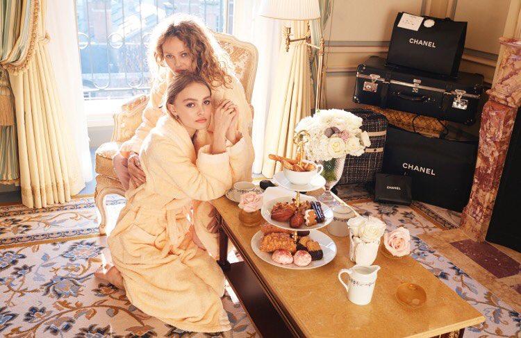 Ванесса і Лілі-Роуз