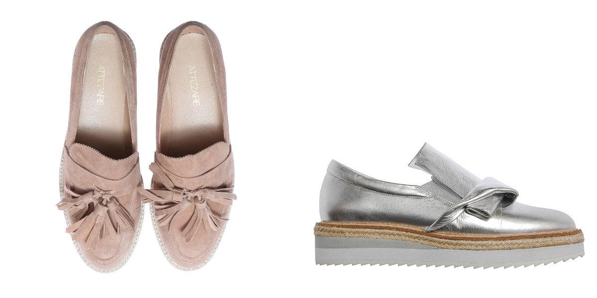 Туфлі на низькому ходу