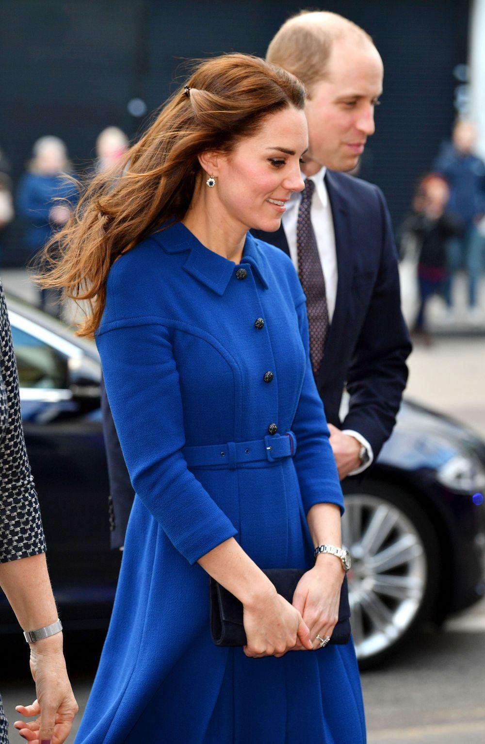 Кейт Міддлтон з принцом Уїльмом