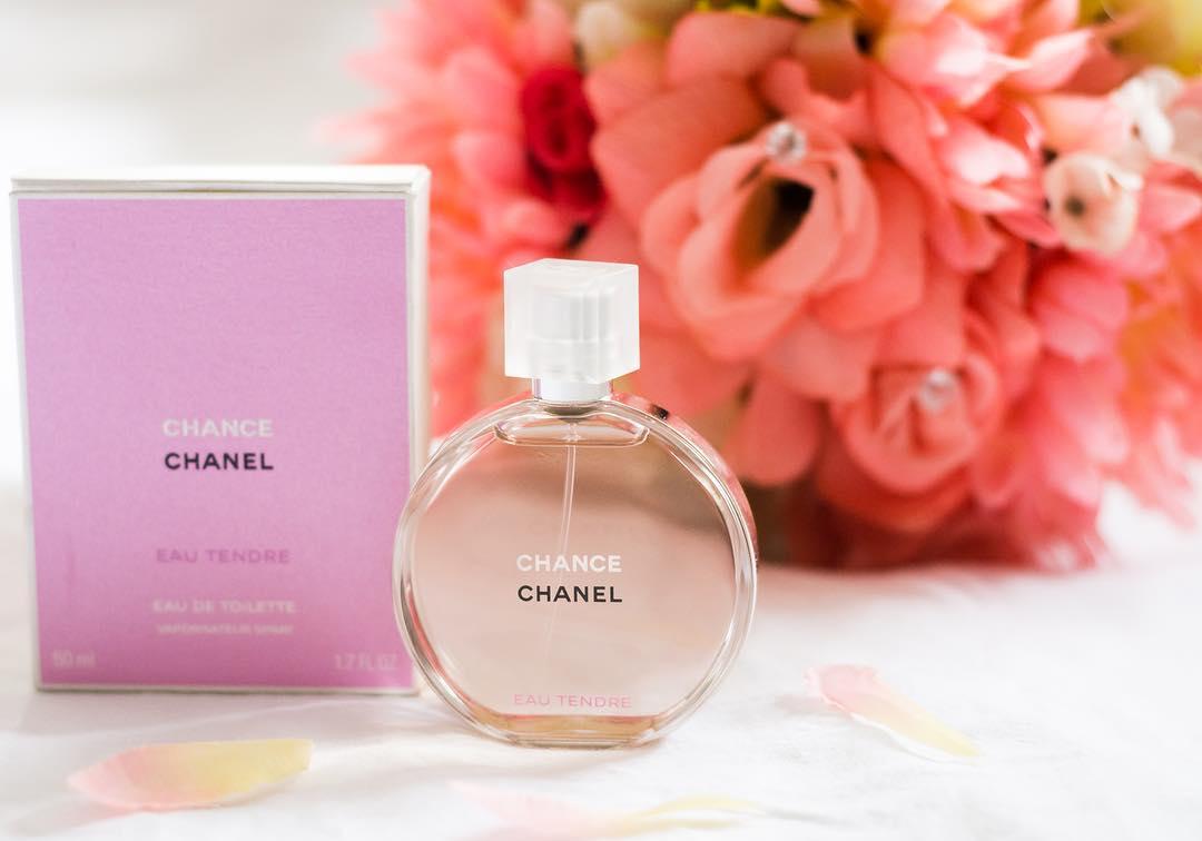 Шанель шанс новые ароматы 2018