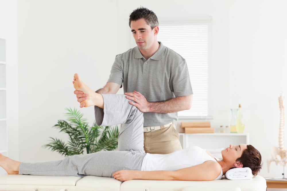точечный массаж для похудения живота