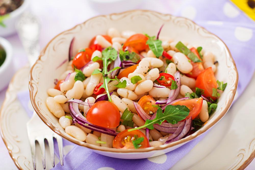 Квасолевий салат