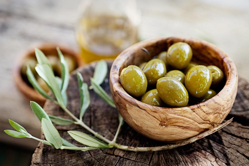 Маслини і оливки
