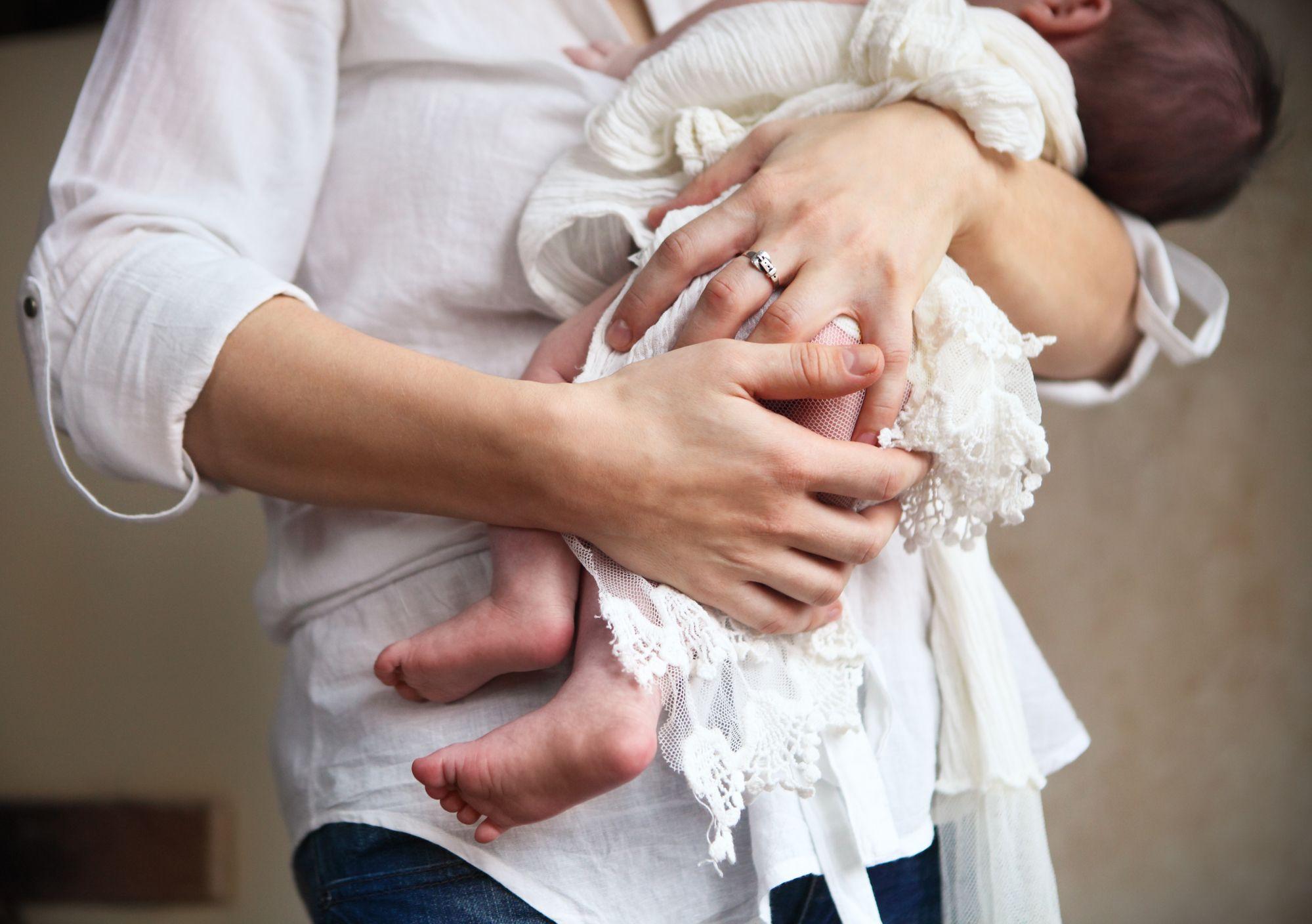 К чему снится беременная дочь маленькая 6