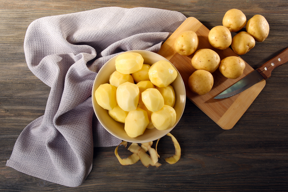 картофель можно при повышенном холестерине