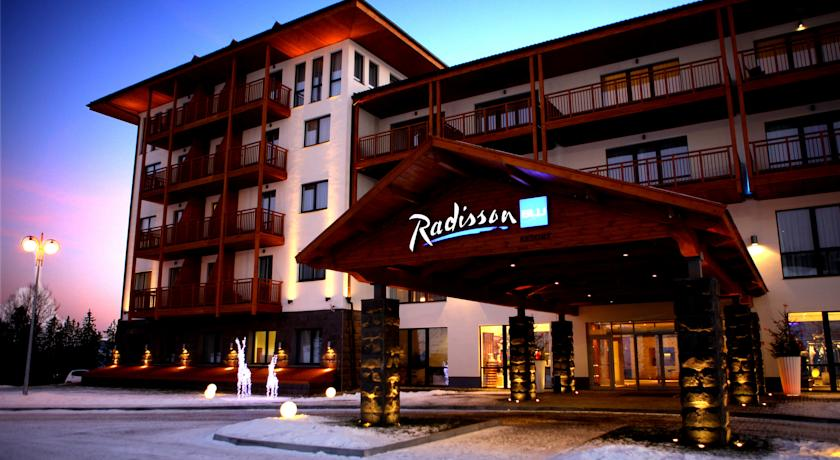 Radisson Blu Resort, Буковель