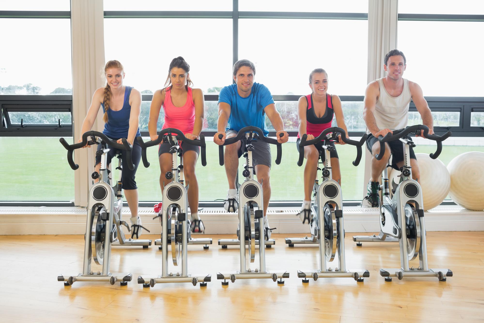 Программа тренировок для похудения на велосипеде
