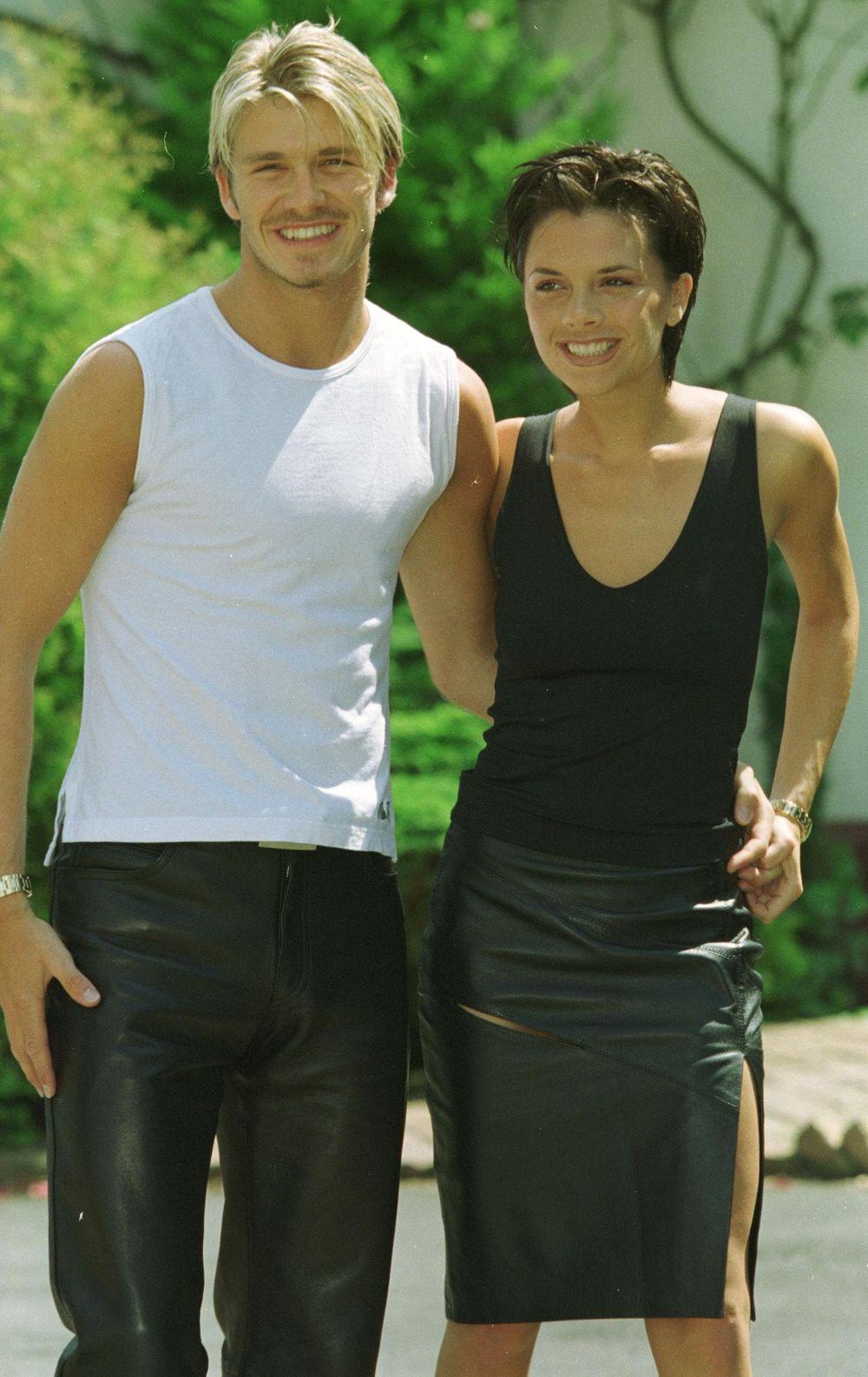 Вікторія і Девід