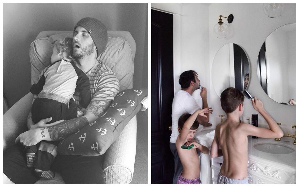 тато з малюком2