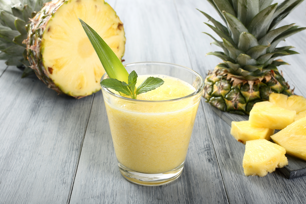 хитрости: ананасовый сок полезен для зачатия мировой порядок