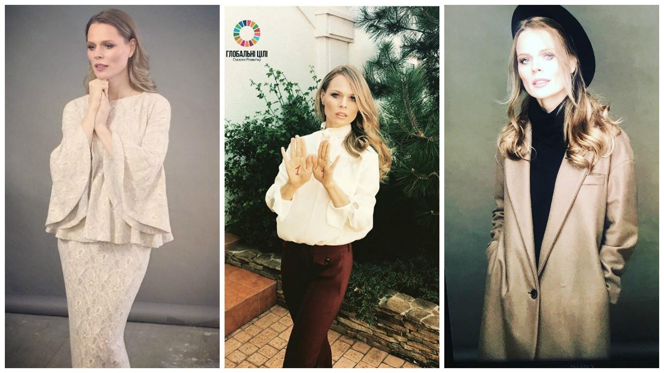 Зима 2018-2018 мода фото пальто
