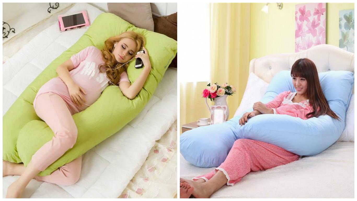Как использовать подушку для беременных фото 91