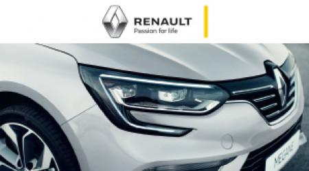 Машина мечты: стильный Renault MEGANE Sedan