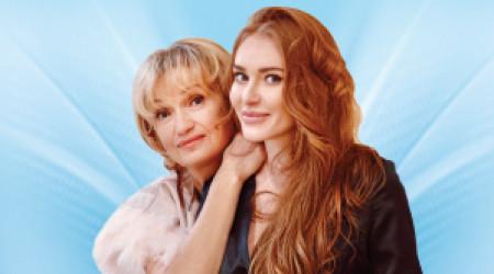 """Мама Слави Камінської: """"Особистий приклад - найкращий спосіб виховання"""""""