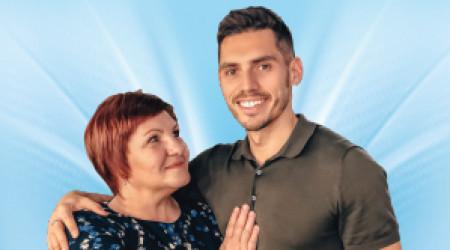 """Мама Нікіти Добриніна: """"Щоб виховати успішну людину - її треба любити!"""""""