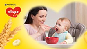 Прикорм: тестируем печенье и каши
