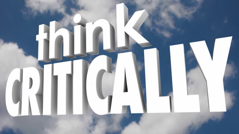 Що таке критичне мислення? Відповіді у інфографіці