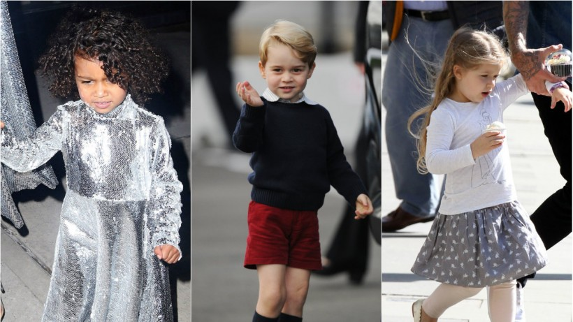 Модные дети звезд