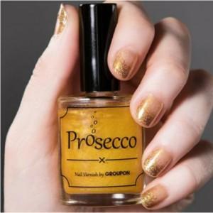 Лак для ногтей со вкусом Prosecco