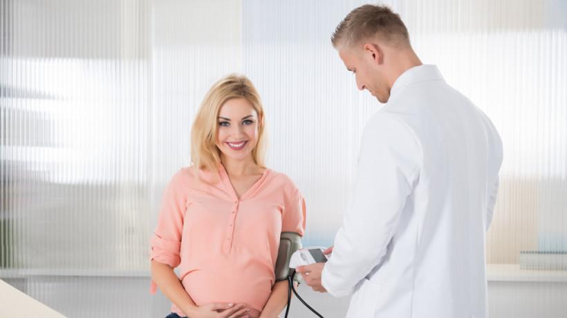 Головная боль на 9 месяце беременности
