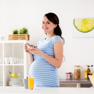 вагітна харчування