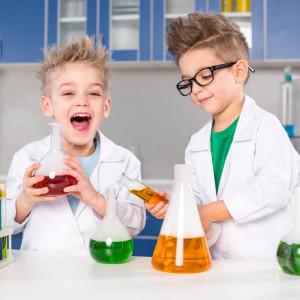 Дети-экспериментаторы