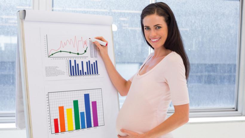 Ограничения труда беременных женщин 13