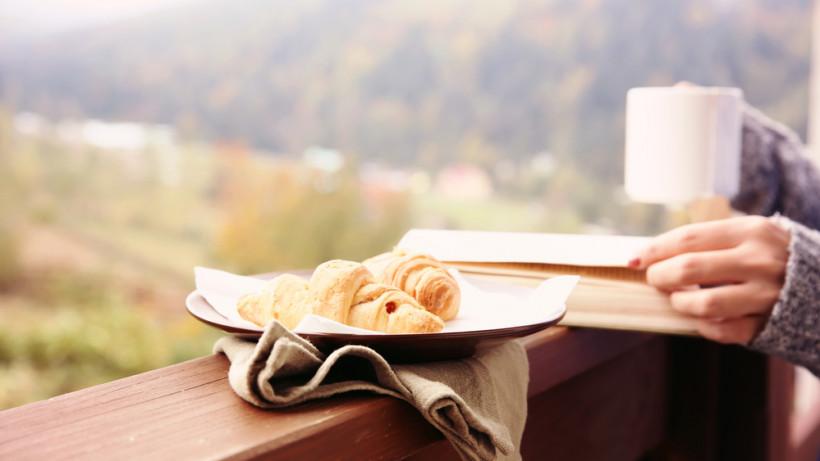 осень чтение книги осени кофе уют