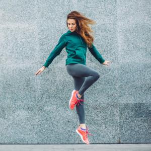 спорт фитнес девушка