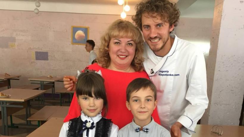 Высокая кухня: рецептурный сборник  Клопотенко утвержден - в школах появится вкусная еда